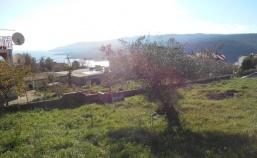(Hrvatski) RABAC – građevinsko zemljište s prekrasnim pogledom na more