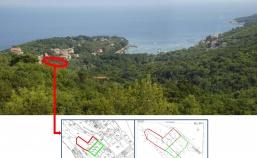 Građevinsko zemljište na top lokaciji – 150 m od mora