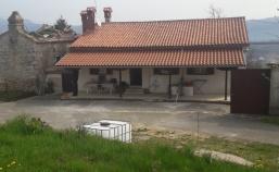 Veliko imanje u unutrašnjosti Istre
